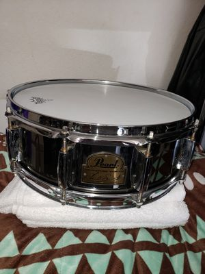 Pearl Chad Smith Signature snare drum for Sale in Phoenix, AZ