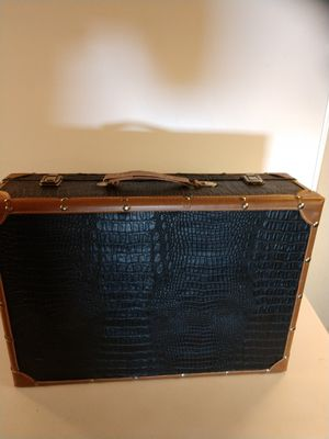 Vintage Crocodile Suitcases for Sale in Fort Washington, MD