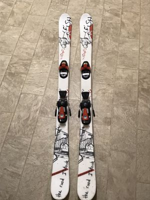 Fish Twin Tip Youth Downhill Skis for Sale in NY, US
