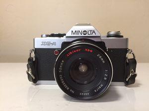XG-A Minolta film camera for Sale in Phoenix, AZ