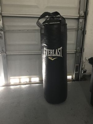 Punching bag for Sale in Miami, FL