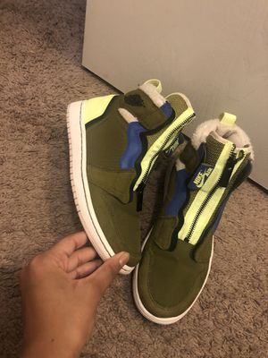 Nike air Jordan 1 reflective size 6.5 for Sale in Cheverly, MD