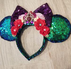 Mermaid Disney ears for Sale in National City, CA