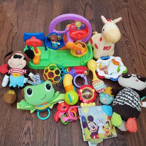 Baby Toy Bundle for Sale in Artesia, CA