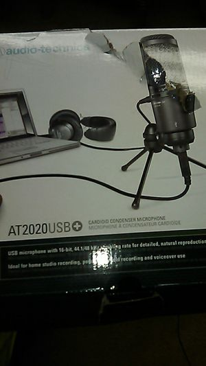 Audio Technica mic. for Sale in Morgantown, WV