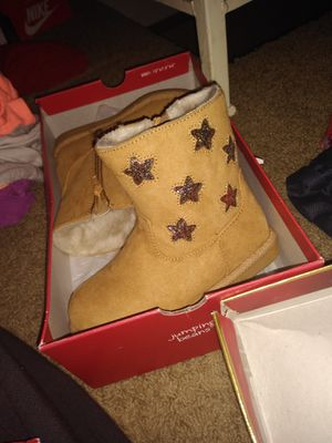 Girls 10t boots for Sale in Kingston, PA