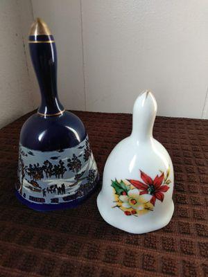 Vintage Porcelain bells for Sale in Santa Fe Springs, CA