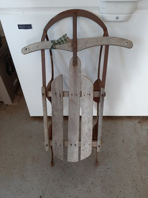 Old Antique Childs Small Sled for Sale in PA, US