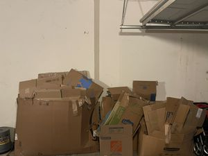Boxes // free for Sale in Murrieta, CA