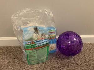 Hamster ball and other items for Sale in Dallas, GA