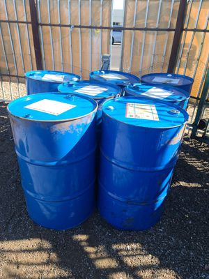 55 Gallon Drums for Sale in Phoenix, AZ
