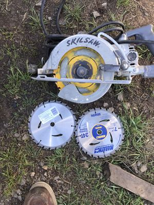 Skill saw and drill for Sale in Pendleton, OR