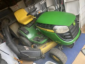 John deere riding lawn mower for Sale in Chino, CA