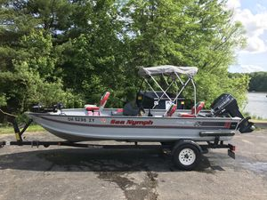 Sea Nymph 161 FM for Sale in Pataskala, OH