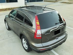 PERFECT CONDITION SILVER HONDA CRV 2010 4 DOORS LOW MILES for Sale in Stockton, CA
