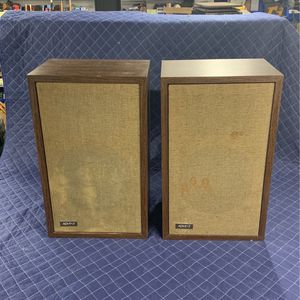 Vintage Advent 1 Speakers Re-foamed And Working for Sale in Broadview Heights, OH