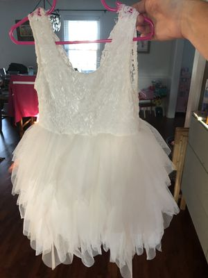 Great Flower Girl Dress, $40 for Sale in Goldsboro, NC