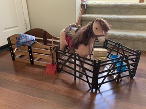 American Girl Horse & Stable for Sale in Yorba Linda, CA