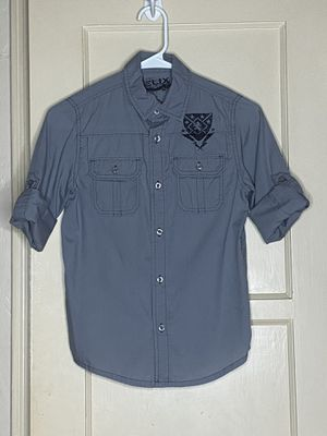 Long sleeve boys button dress shirts for Sale in Downey, CA