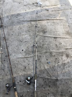 "Shakespeare alpha 5'0"" ultra lite fishing rod and reel combo for Sale in Oakland, CA"