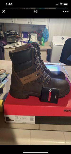 Wolverine boots for Sale in New Castle, DE