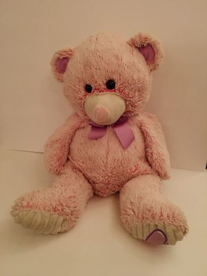 Pink Heart Cuddle Teddy Bear Large Stuffed Animal Toy for Sale in Concord, CA
