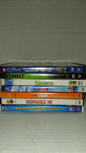 Children DVDs lot for Sale in San Antonio, TX