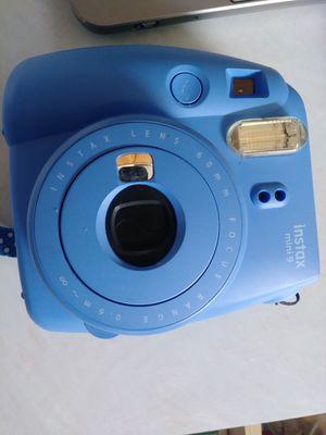 Instax mini9 camera for Sale in Davenport, FL