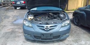 Mazda 3 , 2008 , selling parts , for Sale in Miami, FL