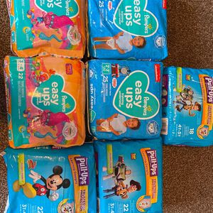 Pampers And Pull Ups for Sale in Madera, CA