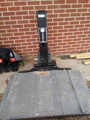 wheel chair/scooter lift bruno joey lift for Sale in Commerce City, CO