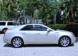 Get The 2OO9 Cadillac CTS Out for Sale in Roanoke, VA