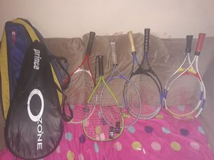 Tennis rackets for Sale in Baytown, TX