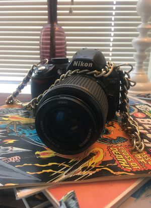 NIKON DSLR W/LENSE for Sale in Washington, DC