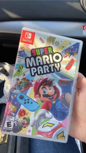 Súper Mario Party for Sale in Lewisville, TX