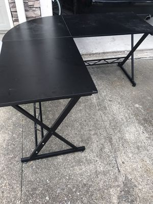 3 part Computer desk for Sale in Richardson, TX