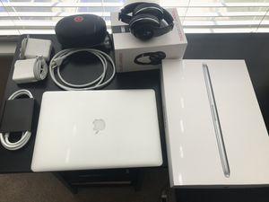 15-inch Retina MacBook Pro + Beats Studio Wireless BUNDLE!!! for Sale in Brighton, CO