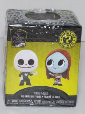 Lot of 4 New The Nightmare before Christmas mystery Funko Pop mini Vinyl Figurine for Sale in Dale, TX