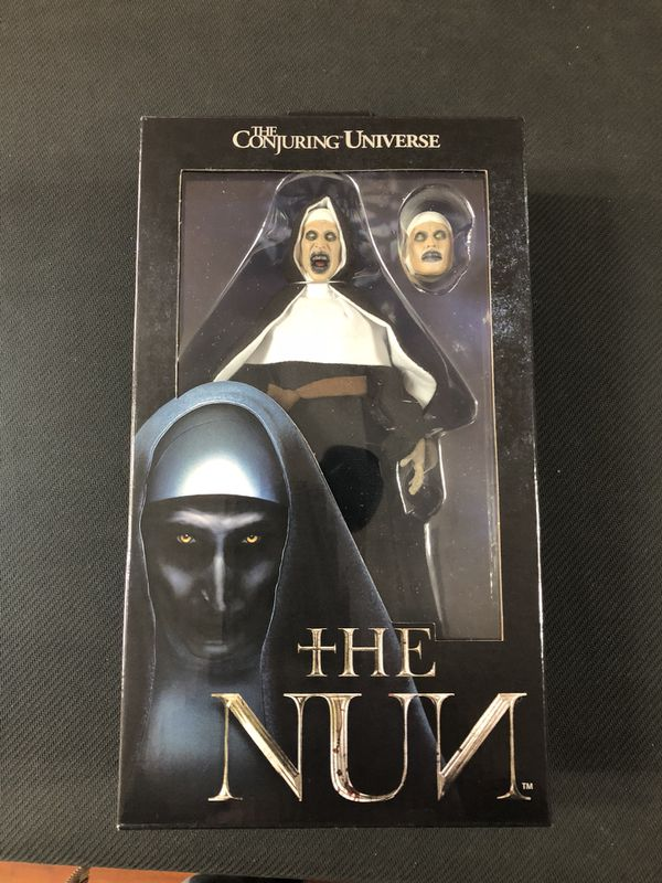 """The Nun the Conjuring Universe NECA Reel Toys 7"""" Inch"""