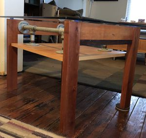 Hand-crafted, one of a kind end table for Sale in Columbus, OH