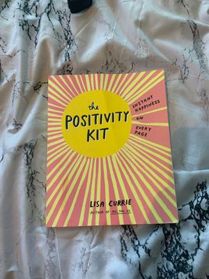 The Positivity Kit Book for Sale in West Columbia, SC