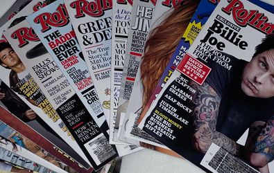 Rolling Stone Magazine Lot All For $10 for Sale in Rio Rancho,  NM