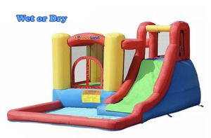 Inflatable bounce house water slide for Sale in Los Angeles, CA