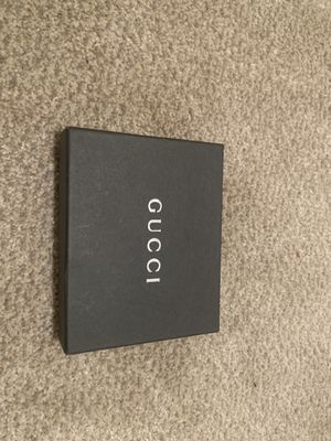 Black Leather Gucci Wallet 2019 for Sale in Dublin, OH