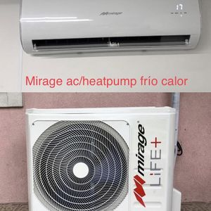 Mirage Minisplit Ac/heatpump Frio/calor for Sale in Houston, TX
