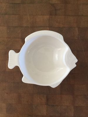 Pfaltzgraff Fish Shaped Chowder Bowl #014 for Sale in Miramar, FL