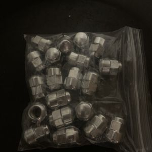 Civic Accord Chrome Lug Nuts for Sale in Compton, CA
