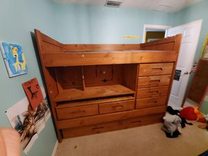Real wood bunk beds for Sale in Kissimmee, FL