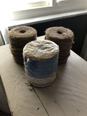 Jute cord for Sale in Colorado Springs, CO