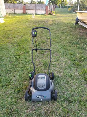 Electric Lawn Mower for Sale in Plantation, FL
